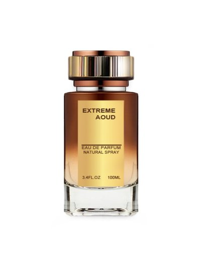 Extreme Aoud parfum oriental lemnos de la Fragrance World