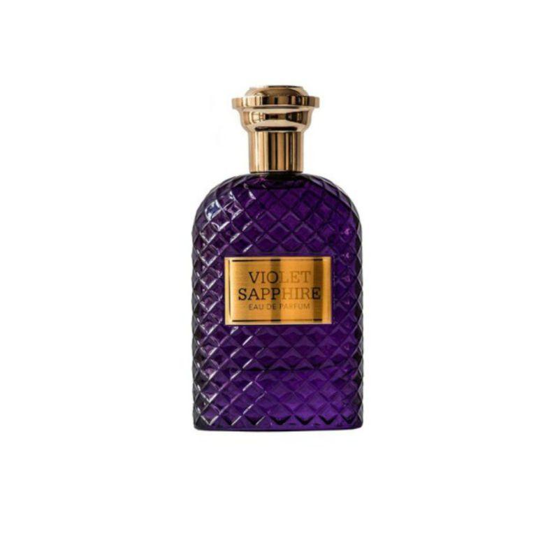 Parfum arabesc femei oriental Violet Sapphire de la Fragrance World