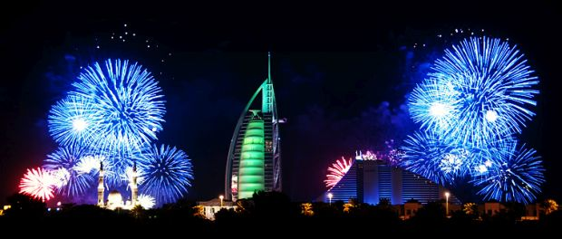 Places to watch New Year Fireworks in Dubai   Dubai Expat Blog Dubai New Year Fireworks