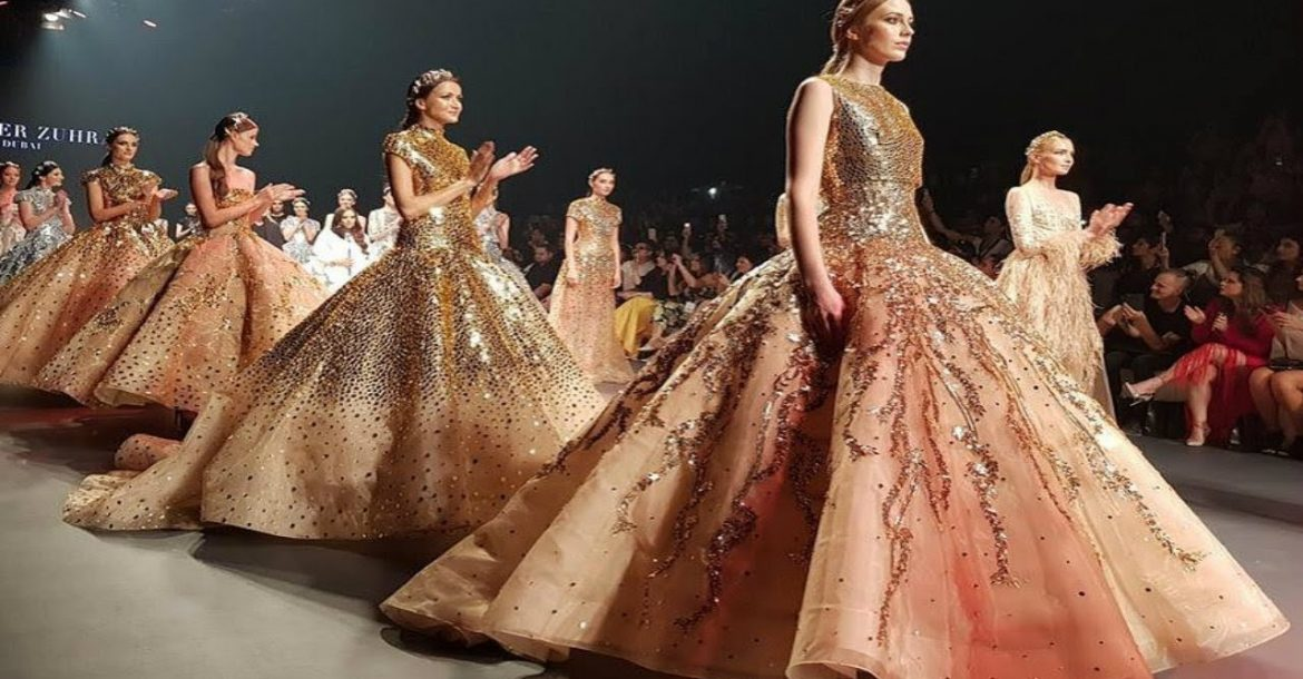 Atelier Zuhra Couture   Spring Summer 2018   Fashion Forward Dubai     Atelier Zuhra Couture   Spring Summer 2018   Fashion Forward Dubai