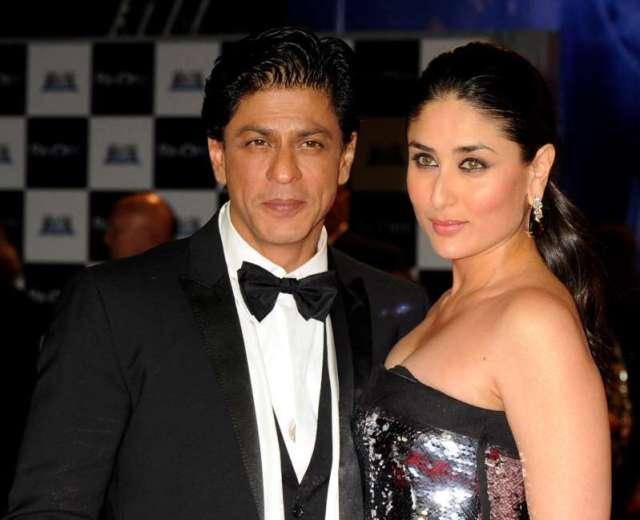 Shah Rukh Khan,Kareena Kapoor