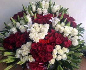 big surprise flowers Dubai delivery