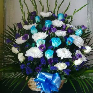 Baby boy flowers Dubai