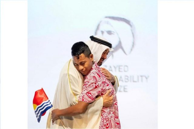 Sheikh Mohammed bin Zayed honours the 10 winners of Zayed Sustainability Prize 2020