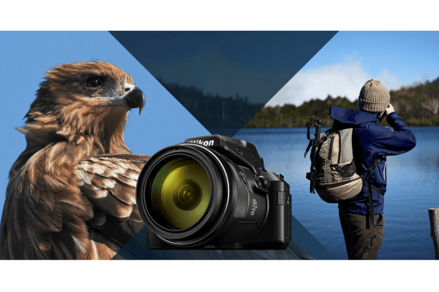 Step into the super-telephoto world with the new Nikon COOLPIX P950