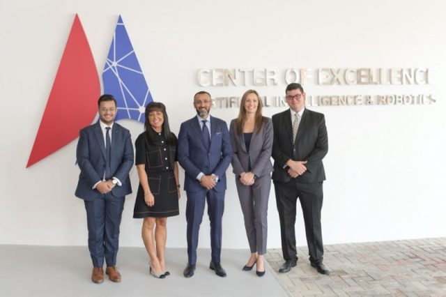 GEMS Dubai American Academy launches the Center of Excellence for Artificial Intelligence and Robotics