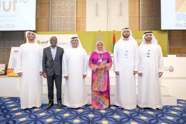 DMT Launches Programme for Tenth World Urban Forum in Abu Dhabi