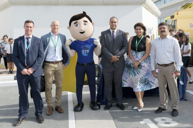 GEMS Education organises Road Safety campaignin partnership with RTA,STS and Road Safety UAE