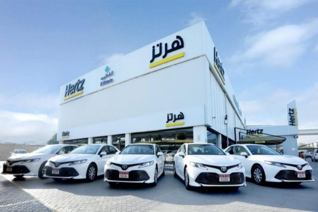 Hertz UAE electrifies its fleet with new Hybrid Electric offering