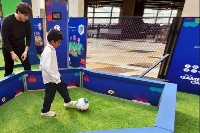 Al Wahda Mall announces UAE Pro League Mobile Roadshow activations