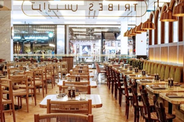 TRIBES REOPENS WITH FRESH NEW LOOK AND MENU