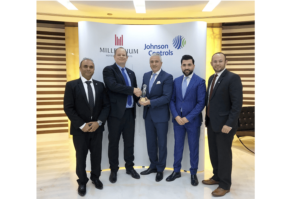 Millennium Hotels and Resorts partners with Johnson Controls Technology Alliance to cater to the UAE Agenda 2030 for Sustainable Development