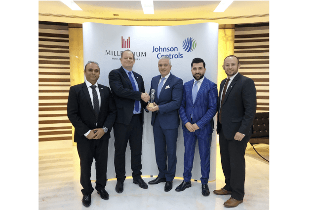 Millennium Hotels and Resorts partners with Johnson Controls