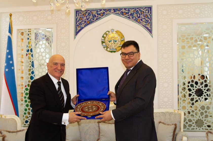 ATECA Holding Embarks on Unlocking Uzbekistan's Huge Tourism Potential
