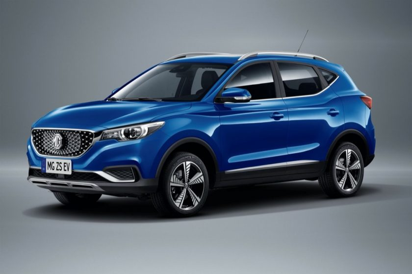 MG Motor's first ever all-electric SUV, the MG ZS EV is now available in the UAE for under AED 100,000