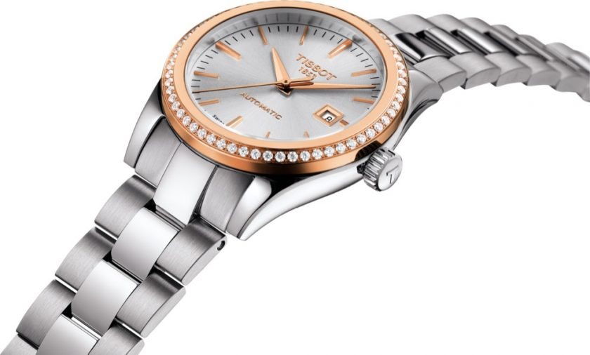 Tissot T-My Lady Fine, strong, the essence of woman