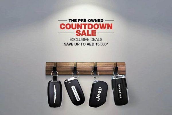 Trading Enterprises Hosting Pre-Owned Countdown Sale This Weekend