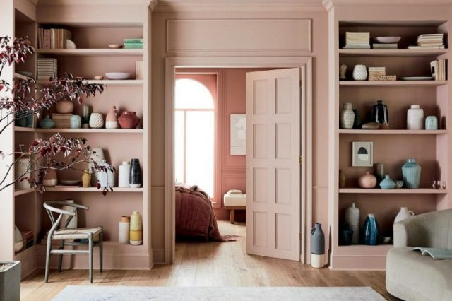 Crate and Barrel'sSpring 2020 collection invites us to live in an artist's studio