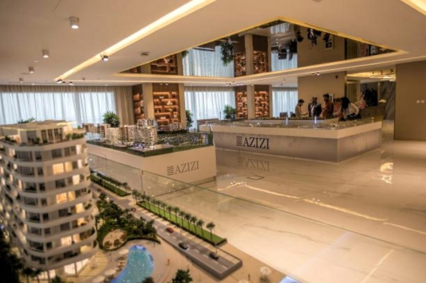 Azizi Developments reopens Sales Gallery on Sheikh Zayed Road