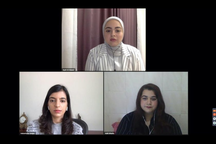 Re:Set Dialogues Host First Virtual Panel Discussion with Middlesex University Dubai to discuss Student Life during COVID-19