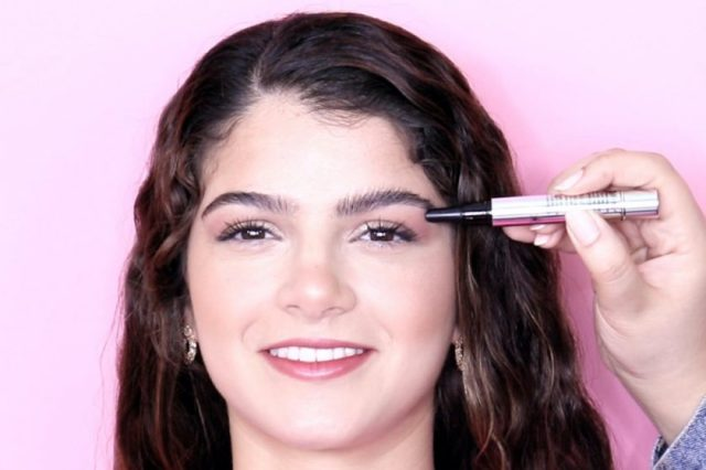 Laminate Your Brows Using Products from Benefit Cosmetics