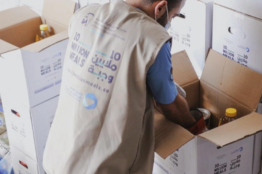 From orchestrating the logistics to identifying roles of stakeholders McKinsey & Company develops daily dashboard to track food distribution of '10 million meals' campaign