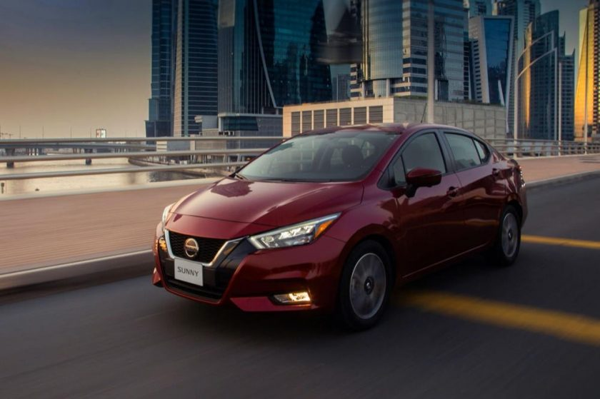 Arabian Automobiles welcomes  the All-New 2020 Nissan Sunny