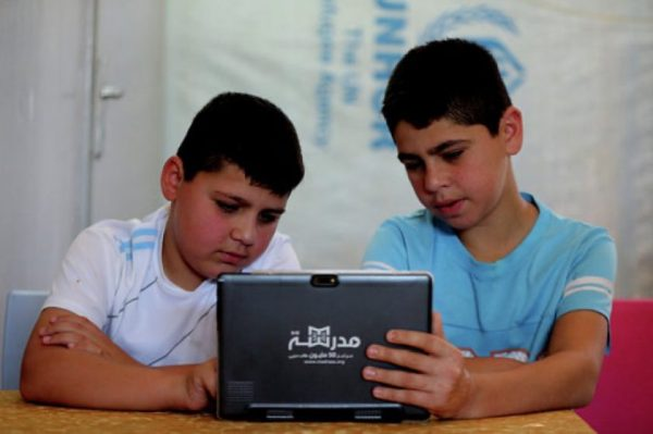 In partnership with the Emirates Red Crescent and UNICEF