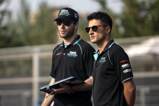 MITCH EVANS' ENGINEERS REVEAL WHAT IT TAKES TO WIN A FORMULA E RACE