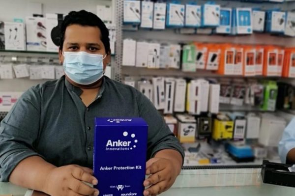 Anker Innovations Distributes Anker Protection Kits to workers