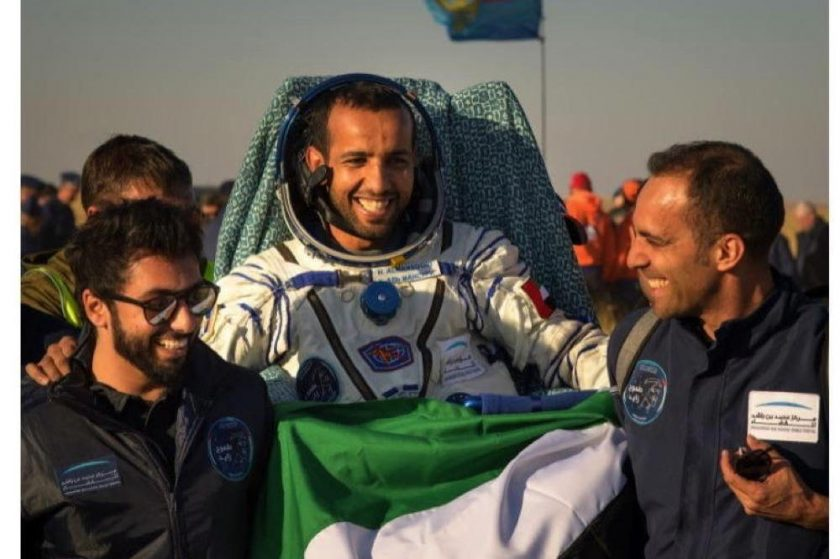 New Documentary showcasing the UAE's first Astronaut Reach for The Stars Episode 2 premieres 25th May 2020 at 10:30pm UAE time/9:30pm KSA time on National Geographic and National Geographic Abu Dhabi
