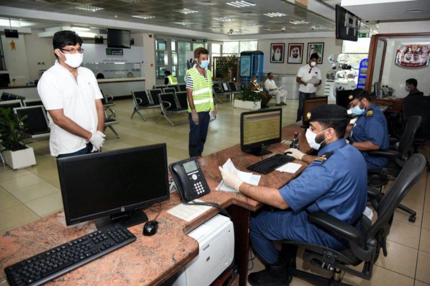 Dubai Customs pushes shipping against tide of corona virus
