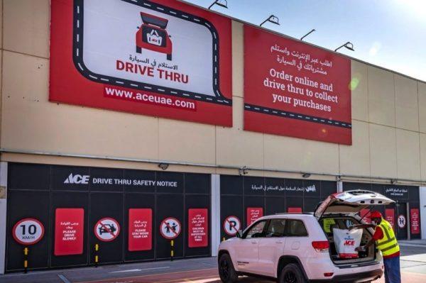 Al-Futtaim ACE Introduces First Digital Drive-Thru Shopping