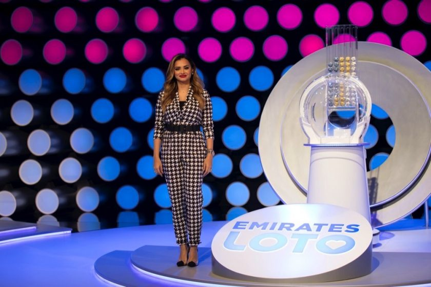 AED 2 million prize for those who match five out of six