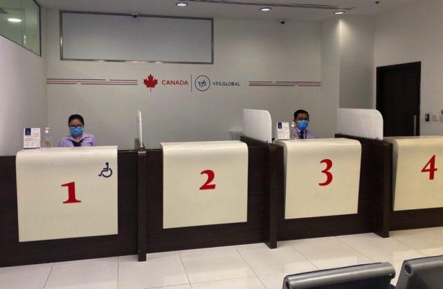 The Canada Visa Application Centre reopens in Dubai