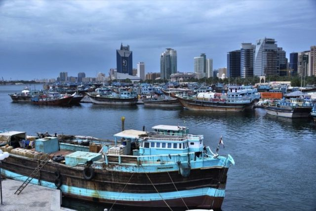 Dubai Customs' Coastal Centers deals with 5,700 dhows and vessels