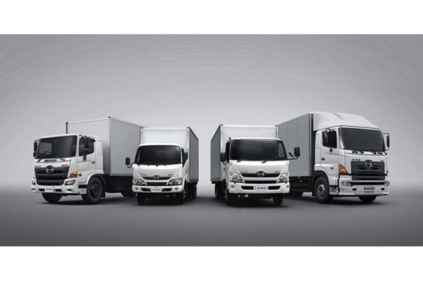 HINO leads Japanese commercial vehicles with 47% market share UAE
