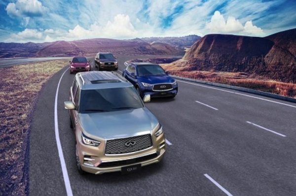 INFINITI of Arabian Automobiles celebrates the coming of summer
