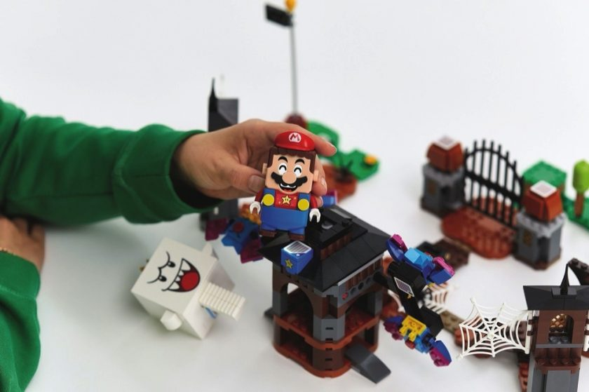 full product range for new LEGO® Super Mario™ play experience The LEGO Group and Nintendo  reveal