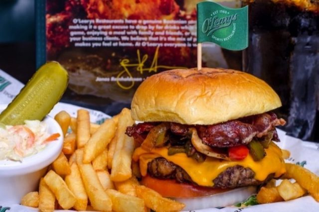 O'Learys sports restaurant reopens with 40% discount offer