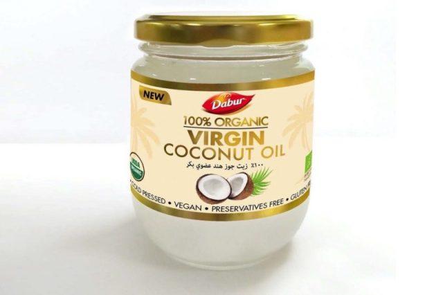 Dabur launches Pure Organic Coconut Oil