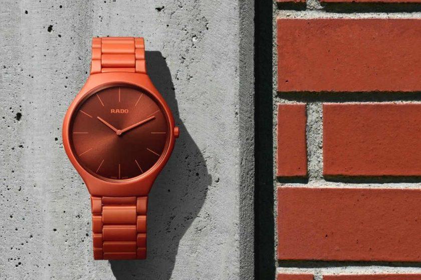 شركة Rado تعلن عن شراكة تصميمية مع Les CouleursTM Le Corbusier