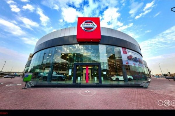 Nissan showrooms can now be visited virtually