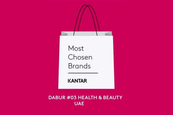 Dabur among the most chosen beauty and personal care brands
