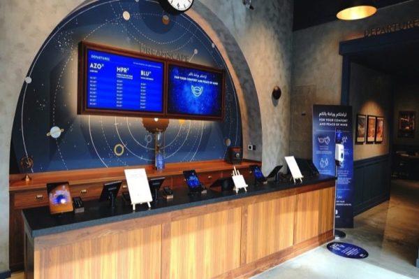 Dreamscape, Magic Planet, Little Explorers and iFly Dubai