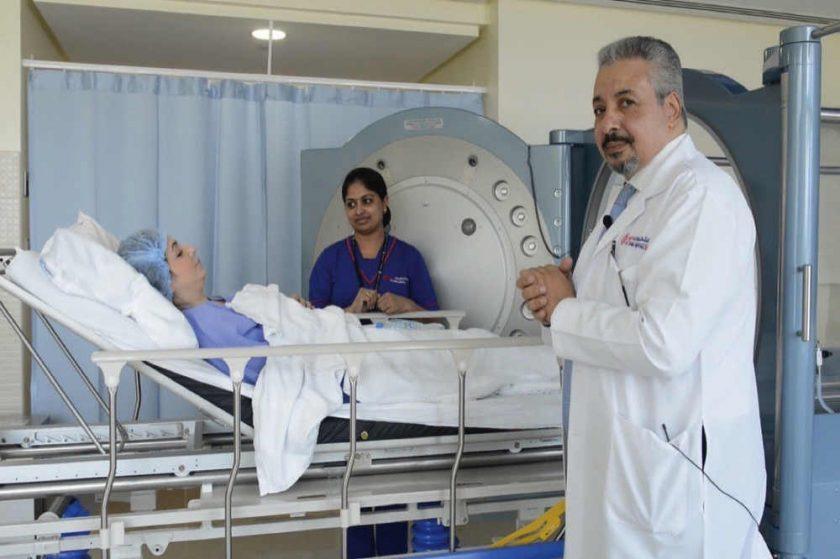 4000 جلسة علاجية بتقنية الأوكسجين عالي الضغط ينجزها مستشفى الزهراء بدبي