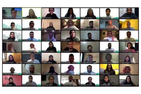 BCG's Jeel Tamooh workshop a virtual success