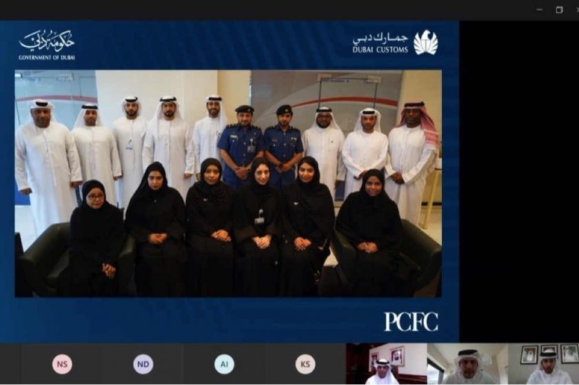 Dubai Customs graduates 5th batch of leadership program