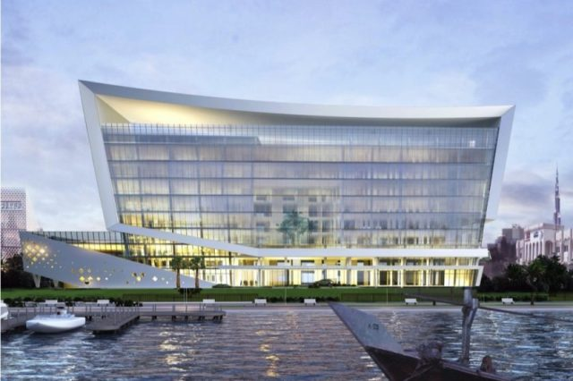 Emirates Building Systems provides 2000 MT of steel
