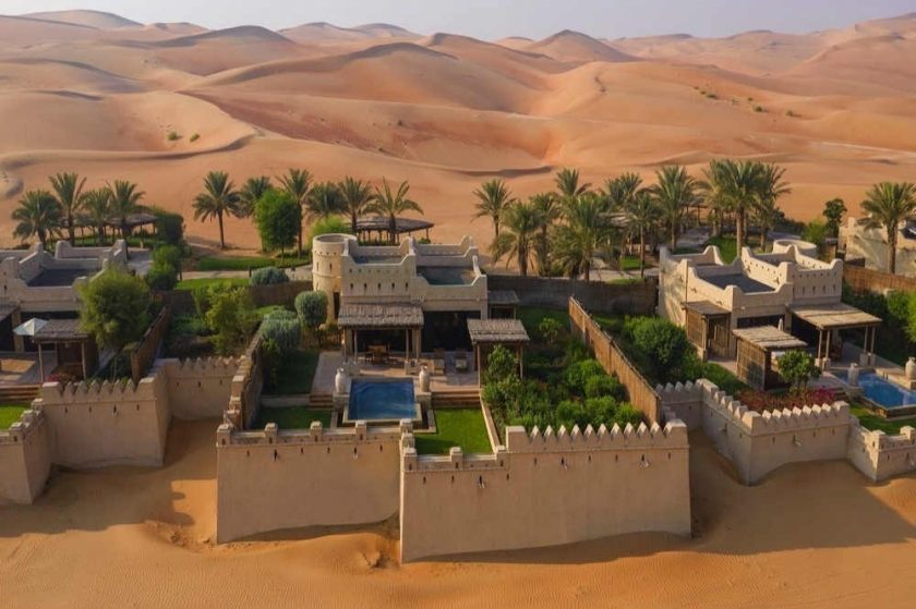 The Legendary Palace Returns — Qasr Al Sarab Desert Resort